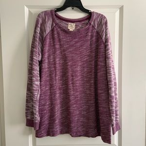 Champion XXL Women's Purple Sweatshirt